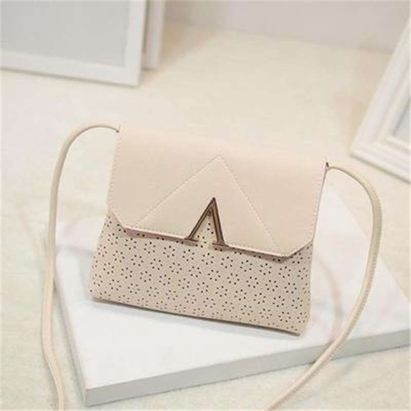 Women casual hollow out sequined handbags shoulder messenger crossbody bags women clutch ladies party purse  B041<br><br>Aliexpress