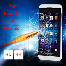 Screen Protector Film 0.3mm Front Premium Tempered Glass For Blackberry Q5 Q10 Q20 Q30 Passport Z30 Z10 Z20 Leap