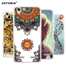 Phone Cases For Lenovo Vibe K5/K5 plus/Lemon 3/A6020a40/A6020a46 Cover Cartoon Painted Custom Design DIY Case Silicone Cover