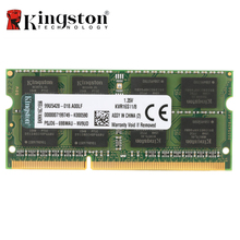 Kingston Original KVR Notebook RAM DDR3 1600MHz 4G 1.35V DDR3 PC3L-12800 CL11 204 Pin SODIMM Motherboard Memory For Laptop(China)