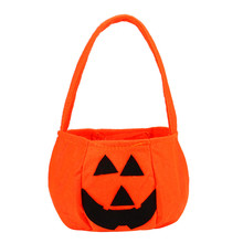 Classic Happy Halloween Bat Style Candy Bag Gift Bag Bagkin Bag Organizador Collect Tools Children's Gift Decoration of Party(China)