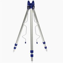 Outdoor Sports Aluminum Alloy Portable Telescopic Fishing Rods Tripod Stand Rest Holder bracket mount For Sea Surf Beach Casting