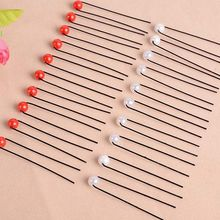 20PC Women Beautiful Lovely Wedding Bridal Pearl Hair Pin Clips Sticks Barrettes Hairpins Hair Accessories Cute Jewelry
