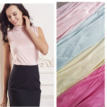 multicolor 100% pure Silk Jersey Knit Fabric use silk dress silk shirt