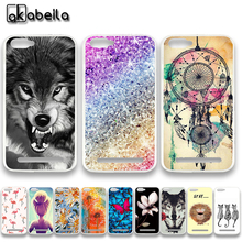AKABEILA Soft TPU Cases For Doogee X30 5.5inch Covers Nutella Flamingo Tetris Back Silicone Shell Bags Housing
