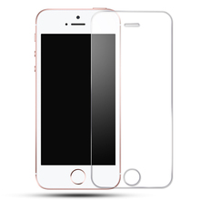 Tempered Glass For Apple iPhone 5S/iPhone 5/iPhone SE Mobile Phone High Quality Screen Protector Glass Protective Accessories