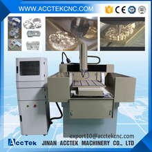 hot sale after-sales service provided vertical 4 axis molding milling machine AKM6060