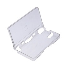 Hot Hard Crystal Case Clear Skin Cover Shell For Nintendo DSL NDS Lite NDSL