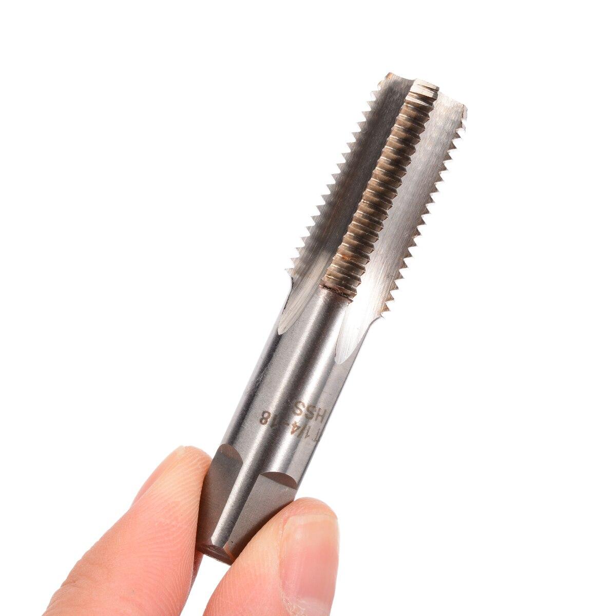 "3//8/""-18 NPT Taper Pipe Tap  High Speed Steel Metal Thread Cutting Tool/_WK"