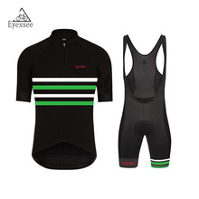 2017 summer road team competition short-sleeved bike clothing / Eyessee high quality professional breathable bicycle clothing(China)