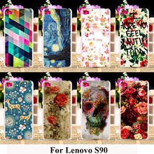 Buy TAOYUNXI Soft Hard Phone Cases Lenovo Sisley S90 4G FDD LTE S90U S90T S90-U S90a S90 S90-a S90e Covers Flower Bag Shell for $2.80 in AliExpress store