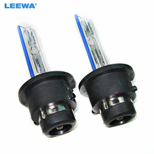 LEEWA 2pcs 35W D2S Xenon HID Foglights HID Bulbs 4300K-12000K #CA1539(China)