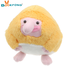 18cm Funny Proboscis Monkey Plush Toy Stuffed Animal Toy Cute Cartoon Monkey Doll Kids Gift(China)