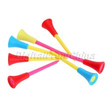 50Pcs/Bag Golf Tools 83mm Multi Color Golf Tees Plastic Durable Rubber Cushion Top Tees Golf Accessories Sports Equipment NEW