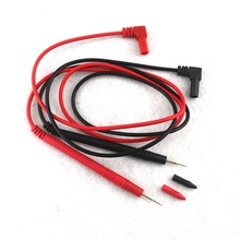 1 pair Universal Multimeter Test Leads Test Lead Probe Cable for Digital Multimeters