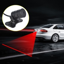 1Pcs Car Laser Tail 12V LED Car Fog Light Brake Parking Lamp Rearing Warning Light Auto External Car Styling