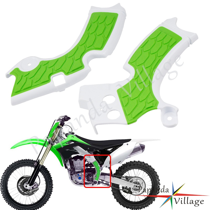 Dirt bike Motorcycle Case Saver Sprocket Engine Guard For Kawasaki KX250F 04-16