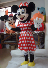 Adult mouse Mascot Costumes Cartoon Costume Fur Costume Animal Character Costume