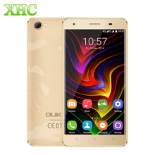 OUKITEL C5 Pro 2GB 16GB 4G LTE Mobile Phone 5.0 inch Android 6.0 Smartphone MTK6737 Quad Core Dual SIM OTA 2000mAh Cell phone(China)