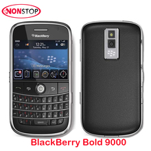 Unlocked Original BlackBerry Bold 9000 Mobile Phone GPS WIFI 3G Cell Phone Refurbished(China)