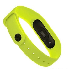 For Mi Band 2 1S 1A Silicone Replace Strap For Xiaomi 2 Smart Wristband Wrist Belt Strap Bracelet Wearable Accessories