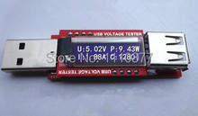 NoEnName_Null OLED Display USB Tester for voltage current power capacity