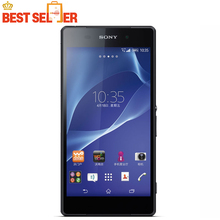 Unlocked Sony Xperia Z2 Mobile phone Quad core 5.2''  20MP 3GB RAM 16GB ROM Android 4.4 made in japan mobile phone