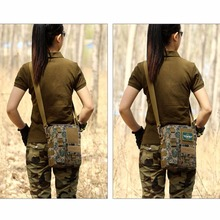 Outdoor Military Tactical Rucksacks Messenger Bag Sports Camping Hiking Trekking Bags