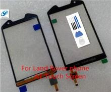 4.3 inch Sensor For Land Rover phone A1 Touch Screen Digitizer External Front Glass Lens VW13-00054-V1 Mobile Phone Touch Panel