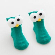 Lovely Cartoon Cute Baby Socks for Boys Girls Cotton Ankle