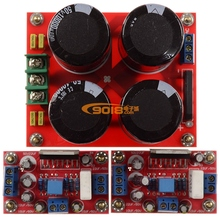 TDA7294 Split type Hi-Fi Fever power amplifier board With power rectifier filter plate  production board