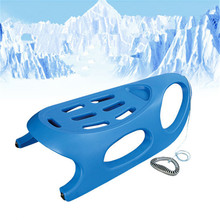 Snow Sled For Use On Snow & Grass, Snow Sleder Sled Germany's Naked Snow Sledding Championship XQ19(China)