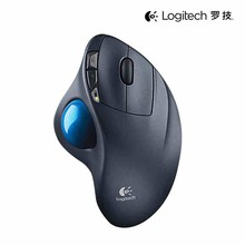 2017 NEW high quality M570 wireless track ball mouse professional graphics laser mouse for notebook desktop computer(China)