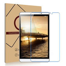 "9H Tempered Glass Screen Protector Film Guard Shield For Huawei Mediapad M2 8.0 M2-803L 802L 801L 801W 8"" inch Tablet PC(China)"
