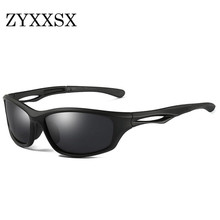 ZYXXSX Sunglasses New TR90 Vintage Driving Goggles Sun Glasses Women Oculos De Sol Masculino Glasses Polarized Sunglasses Men(China)
