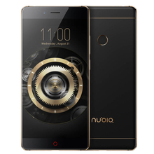 Nubia Z11 4GB 64GB Global Firmware Original Mobile Phone Quad Core 5.5 inch 1080P 16.0MP 3000mAh Fingerprint(China)