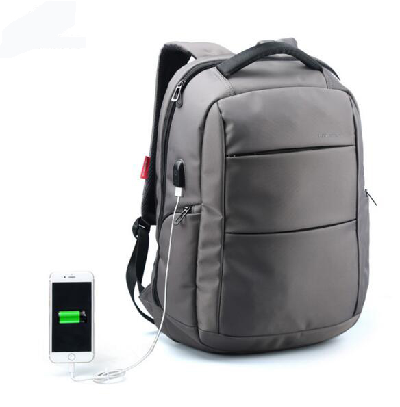 USB Function Laptop Backpack Anti-theft Man Business Dayback   Women Travel  Bag 15.6 inch<br>