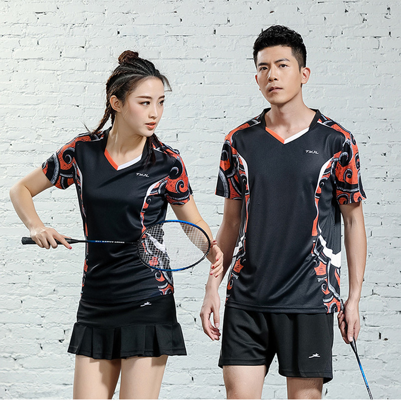 2019 New Outdoor sports men/'s table tennis clothing Badminton sports shorts