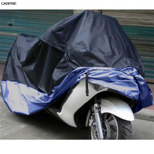 CARPRIE Motorcycle Bike Polyester Waterproof Snowproof Snow UV Protective Scooter motorcycle cover waterproof outdoor TJ(China)