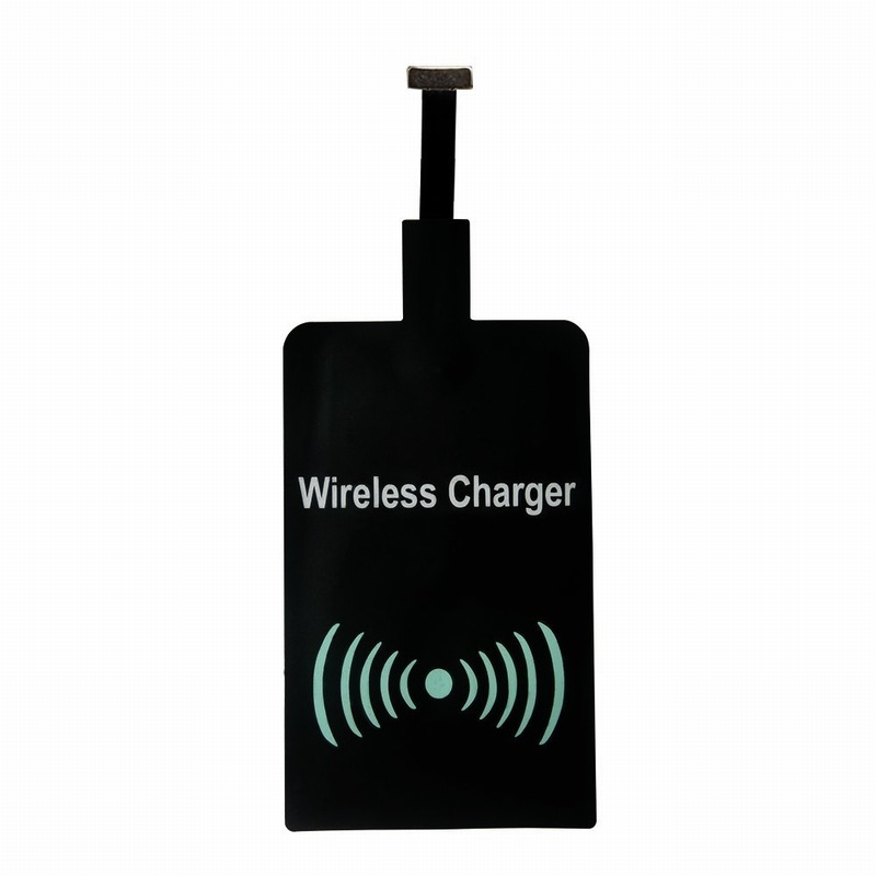 Ascromy Android Universal Qi Standard Wireless Charging Receiver Micro USB Wireless Charger Receiving Patch For MicroUSB Phones (6)