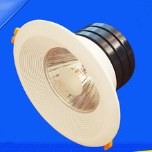 Wholesale price12W Dimmable Warm White-Pure White-Cold White COB LED Downlights  Recessed Led Ceiling Down Lights Lamp AC85-265V