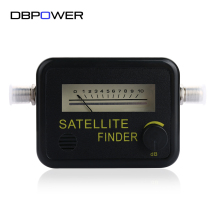 Satellite Finder Find Alignment Signal Meter Receptor For Sat Dish TV LNB Direc Digital TV Signal Amplifier Satfinder(China)