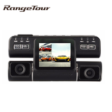 2017 New Range Tour Dash cam Dual Lens Car DVR Camera Video Recorder I3000 Full HD 1080P 2.0 Inch LCD G-Sensor Car Black Box