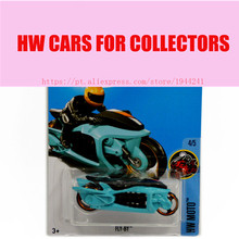 Toy cars 2016 New Hot Wheels 1:64 fly by motorcycle Models Metal Diecast Car Collection Kids Toys Vehicle Juguetes(China)