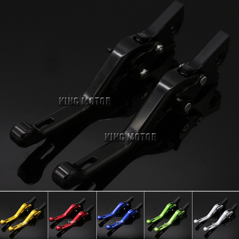For GILERA Runner 200 2003-2008 Runner 125 1997-2002 Motorcycle Accessories Short Brake Clutch Levers Black<br>