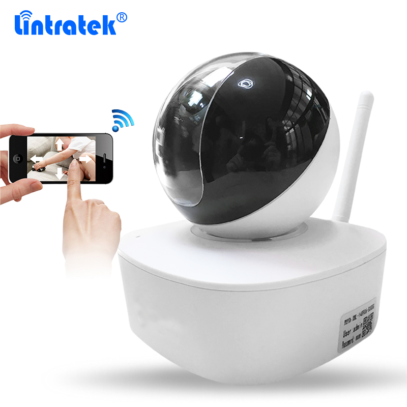 P2P Wireless Security HD 1080P Wifi IP Camera Baby Monitor with 2 Way Audio Night Vision Motion Detection Home Mini 2MP Camera<br>