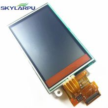 skylarpu LCD screen for GARMIN Dakota 20 Handheld GPS LCD display Screen with Touch screen digitizer Repair replacement(China)