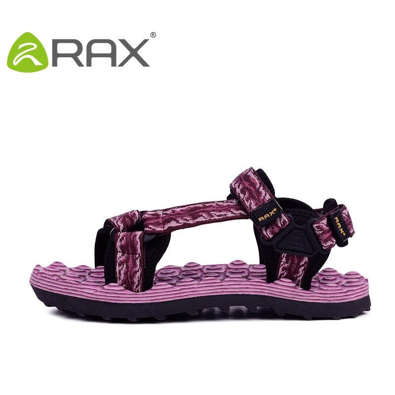 2016 RAX New Summer Women Hiking Sandals Beach Breathable Sandals Women Camping Outdoor Walking Sports Sandals Shoes Men Women<br>