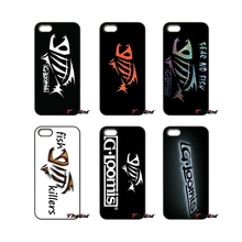 Gloomis Go fishing Outdoor Logo For Huawei P8 P9 Lite For LG Moto G3 G4 G5 G6 Plus Sony Xperia Z3 Z5 X XZ XA E5 Compact Cover