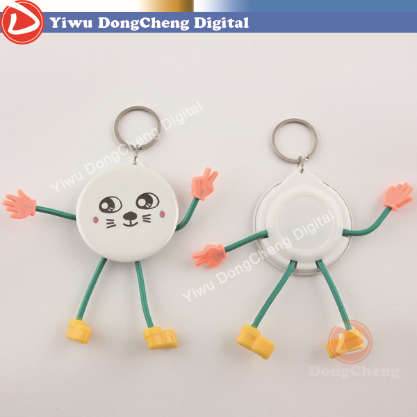 200sets ( 58mm)  Cartoon Keychain Button Badge material  ,factory direct sale<br>